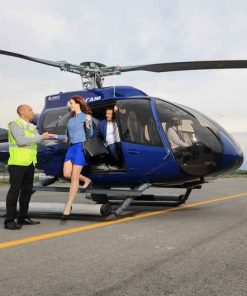 Helicopter transfer from Nice to Monaco Monday, May 24, roundtrip 2