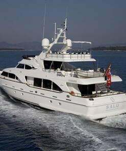 GP de Monaco à bord d'un yacht samedi 28 et dimanche 29 mai 2022-4100.00 €/pers. 32