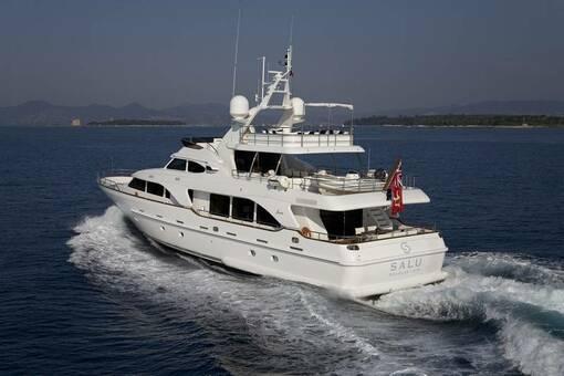 GP de Monaco à bord d'un yacht samedi 28 et dimanche 29 mai 2022-4100.00 €/pers. 12