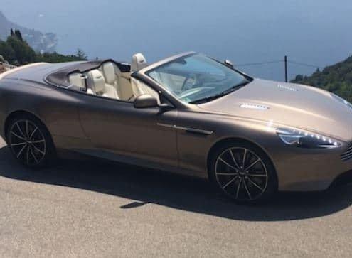 Voitures de luxe en location sur la Côte d'Azur 1