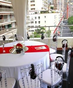 Albatros Toit Terrasse VIP - SAMEDI 22 - DIMANCHE 23 MAI 2021 24
