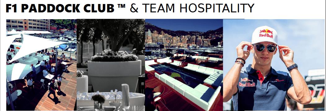 Pass F1 paddock Club au Grand Prix de Monaco 2020 : l'ultime manière de vivre un GP 6