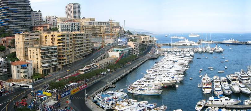 F1 Monaco Grand Prix - Home 6