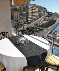 Terrace 14th floor Les Caravelles - Saturday 22 and Sunday 23 May 2021 2