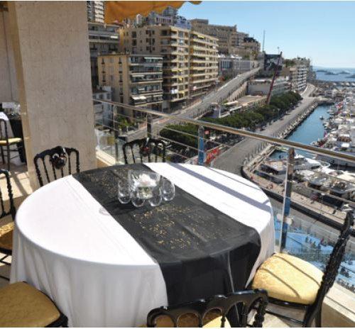 Terrasse 14ème étage Les Caravelles - Dimanche 24 mai 2020 2