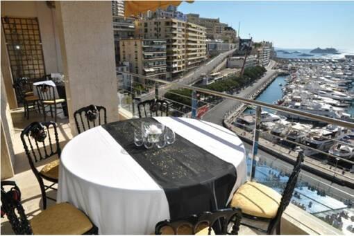 Terrasse VIP 14ème étage Les Caravelles - Samedi 22 mai 2021 1