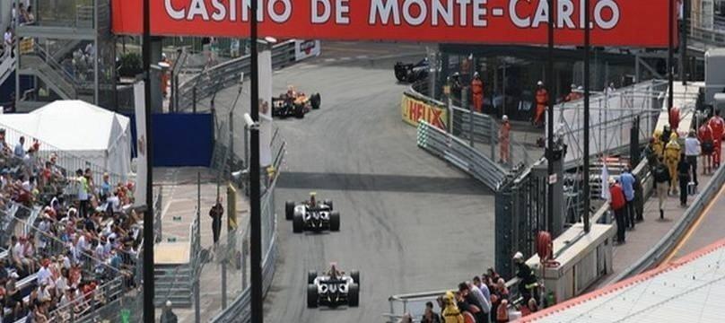F1 Monaco Grand Prix - Home 3