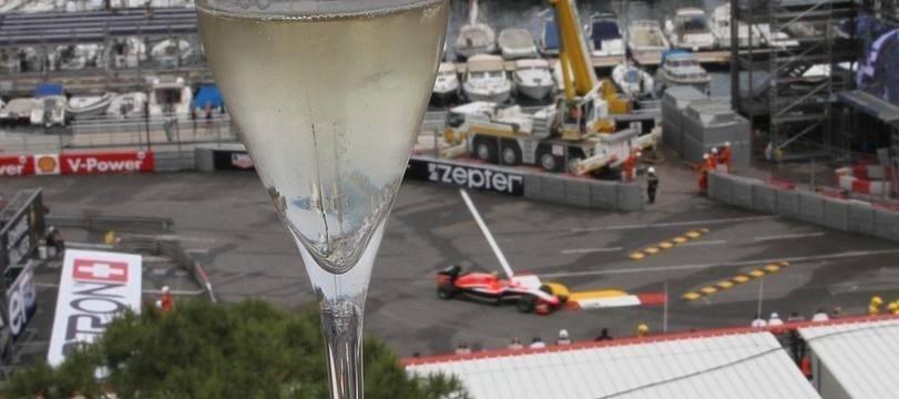 F1 Monaco Grand Prix - Home 1