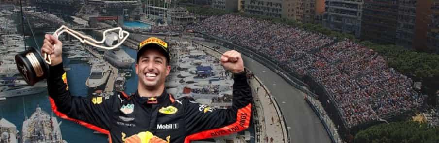 accueil gp F1 Monaco