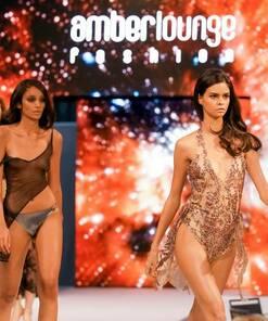 amber lounge fashion show